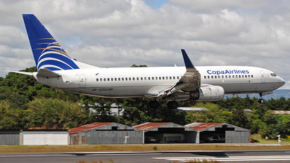 HP-1532CMP - Copa Airlines Boeing 737-800