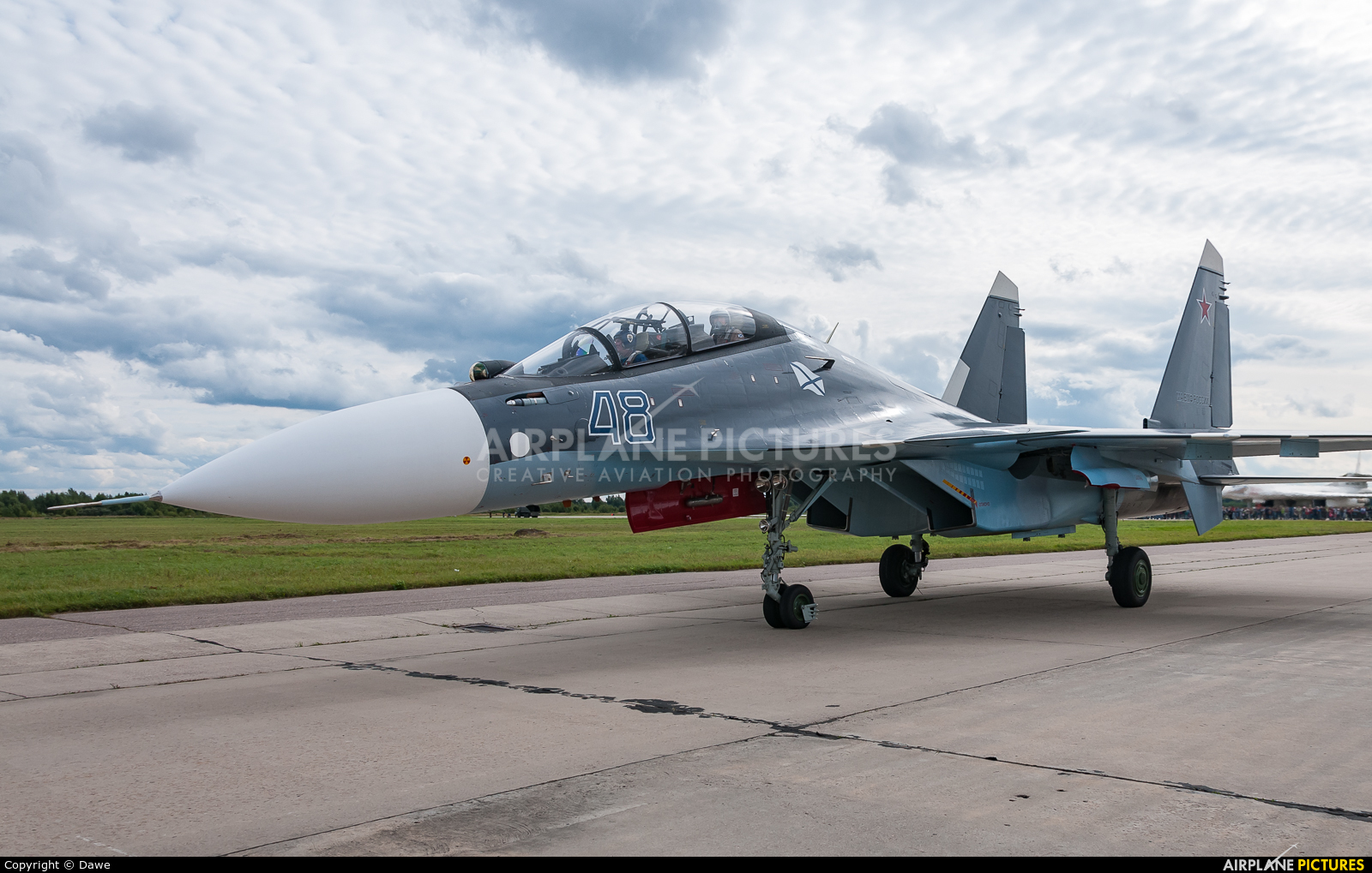 Russia - Navy 48 aircraft at Kubinka