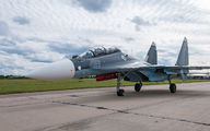 48 - Russia - Navy Sukhoi Su-30SM aircraft