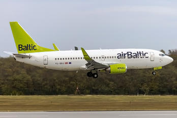 YL-BBJ - Air Baltic Boeing 737-300