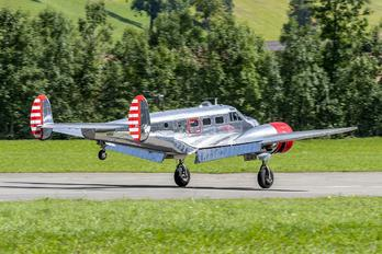 N21FS - Private Beechcraft 18 Twin Beech S series