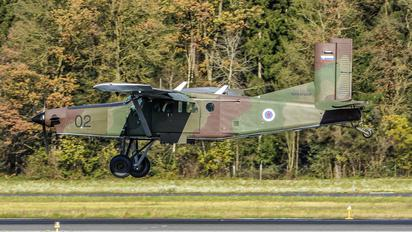L6-02 - Slovenia - Air Force Pilatus PC-6 Porter (all models)