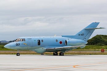 12-3017 - Japan - Air Self Defence Force Hawker Beechcraft U-125A