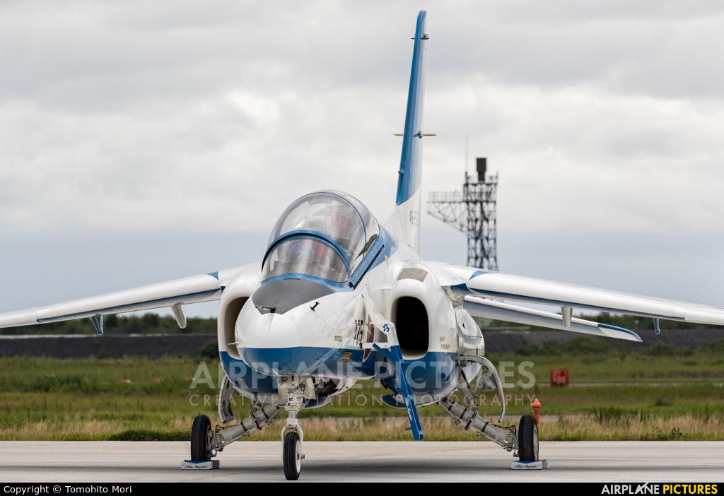 Japan - ASDF: Blue Impulse 46-5725 aircraft at Matsushima AB