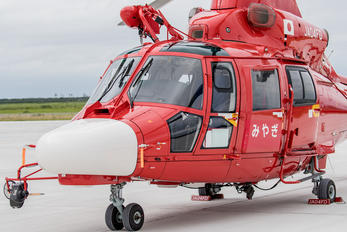 JA04FD - Japan - Fire and Disaster Management Agency Eurocopter AS365 Dauphin 2