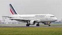 F-GRHT - Air France Airbus A319 aircraft