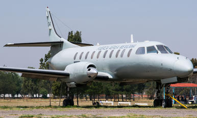 3904 - Mexico - Air Force Swearingen SA226 Metro III