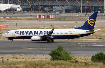 EI-FOH - Ryanair Boeing 737-8AS