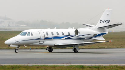 G-CKUB - Private Cessna 560XL Citation XLS