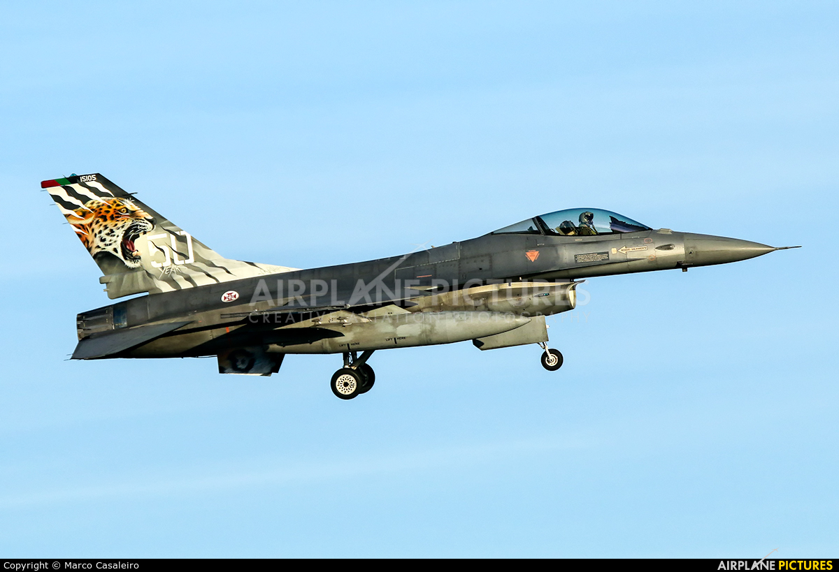 Portugal - Air Force 15105 aircraft at Monte Real