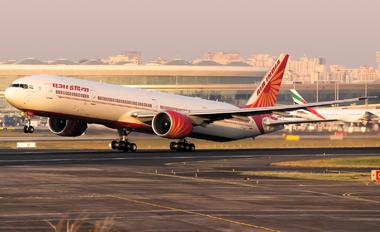 VT-ALN - Air India Boeing 777-300ER