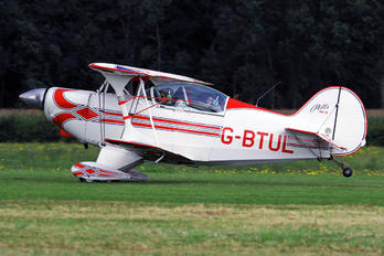 G-BTUL - Private Pitts S-2A Special
