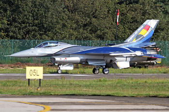 FA-84 - Belgium - Air Force General Dynamics F-16AM Fighting Falcon