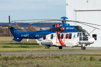 F-HUFD - Heli-Union Eurocopter EC225 Super Puma