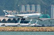 B-LAP - Cathay Pacific Airbus A330-300 aircraft