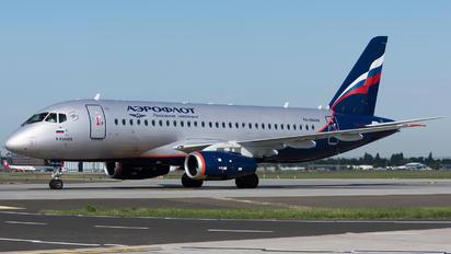 RA-89099 - Aeroflot Sukhoi Superjet 100