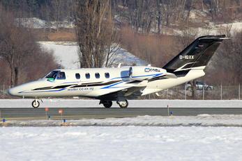 D-IQXX - Müller Co-ax AG Cessna 525 CitationJet M2