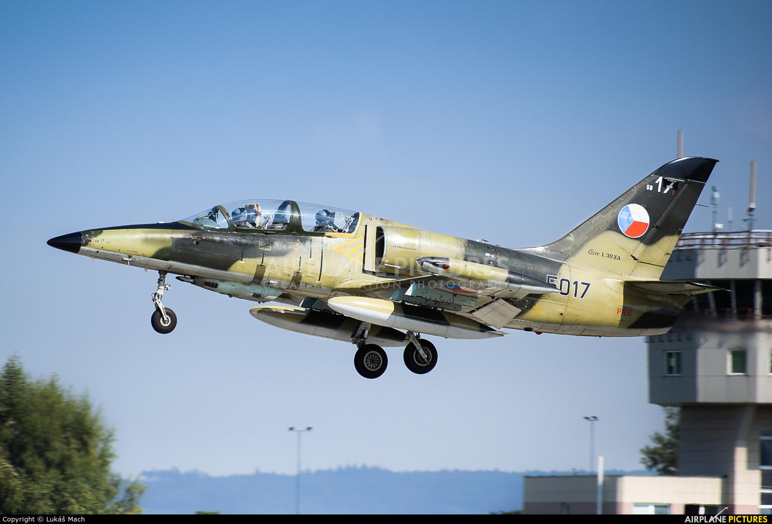 Czech - Air Force 5017 aircraft at Čáslav