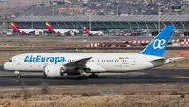 EC-MPE - Air Europa Boeing 787-8 Dreamliner aircraft