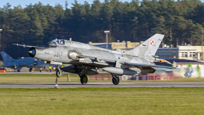 3817 - Poland - Air Force Sukhoi Su-22M-4