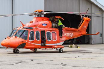 C-GYNK - ORNGE Agusta Westland AW139