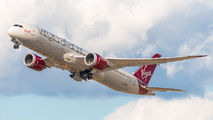 G-VCRU - Virgin Atlantic Boeing 787-9 Dreamliner aircraft