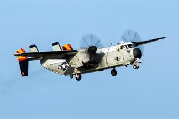 162171 - USA - Navy Grumman C-2 Greyhound