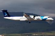 CS-TRE - SATA Air Açores de Havilland Canada DHC-8-400Q / Bombardier Q400 aircraft