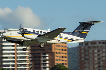 N200FM - Private Beechcraft 200 King Air