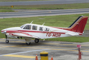 TG-MOR - Private Beechcraft 58 Baron