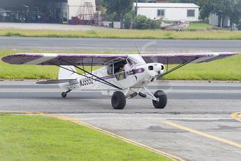 N3995Z - Private Piper PA-18 Super Cub