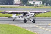 N3995Z - Private Piper PA-18 Super Cub aircraft