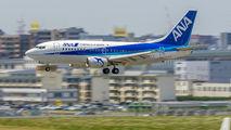 JA359K - ANA Wings Boeing 737-500 aircraft