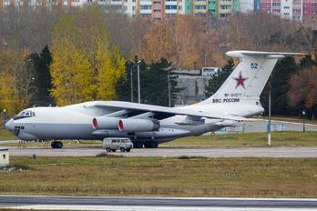 RF-94277 - Russia - Air Force Ilyushin Il-78