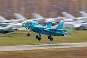 09 - Russia - Air Force Sukhoi Su-34 aircraft
