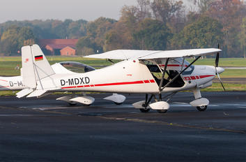 D-MDXD - Private Ikarus (Comco) C42