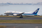 JA878A - ANA - All Nippon Airways Boeing 787-8 Dreamliner aircraft