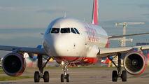 D-ABZI - Eurowings Airbus A320 aircraft