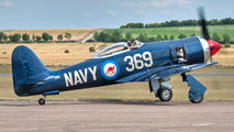 F-AZXL - Private Hawker Sea Fury FB.11 aircraft