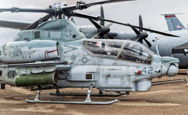 166759 - USA - Marine Corps Bell AH-1Z Viper