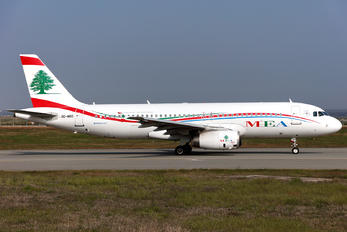 OD-MRO - Middle East Airlines (MEA) Airbus A320