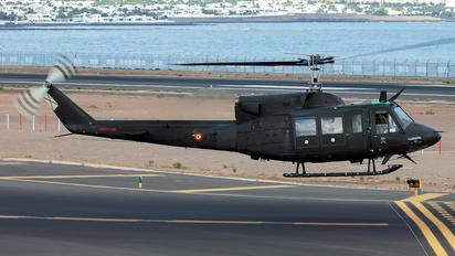 HU.18-15 - Spain - FAMET Agusta / Agusta-Bell AB 212