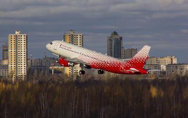 VP-BZR - Rossiya Airbus A320