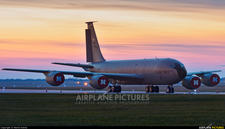 USA - Air Force 63-7991 aircraft at Prague - Václav Havel