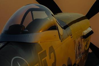 N151MC - Private North American P-51D Mustang