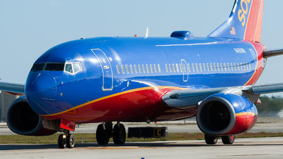 N485WN - Southwest Airlines Boeing 737-700
