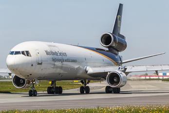 N271UP - UPS - United Parcel Service McDonnell Douglas MD-11F