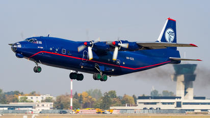 UR-CZZ - Ukraine Air Alliance Antonov An-12 (all models)