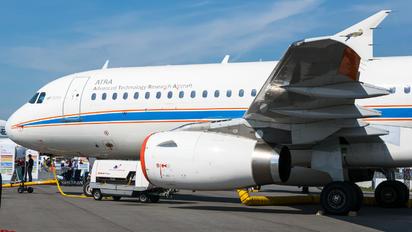 D-ATRA - DLR - Deutsches Zentrum fuer Luft- und Raumfahrt Airbus A320
