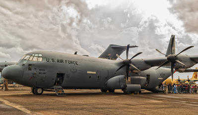 07-8609 - USA - Air Force Lockheed C-130J Hercules